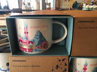 Disneyland Fantasyland Themed You Are Here Mug