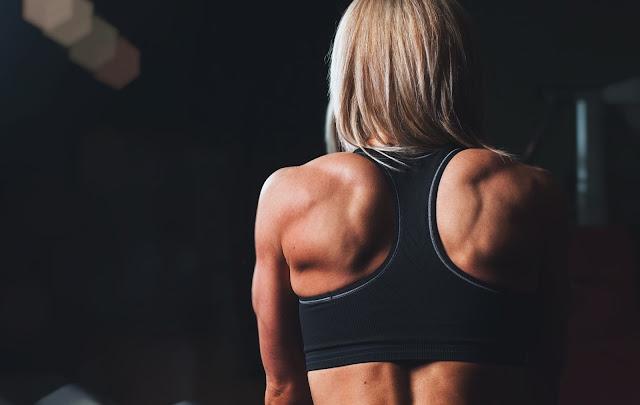 A Sports Bra for Gym