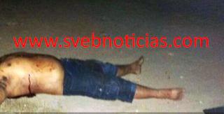 Lo ejecutan a balazos en El Pedregoso de Acapulco Guerrero