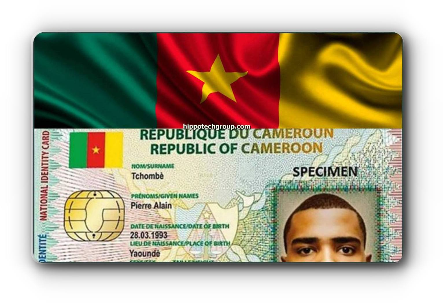 How to Get Your Cameroon National ID Card Number