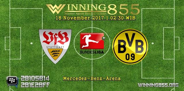 Prediksi Akurat Stuttgart vs Borussia Dortmund
