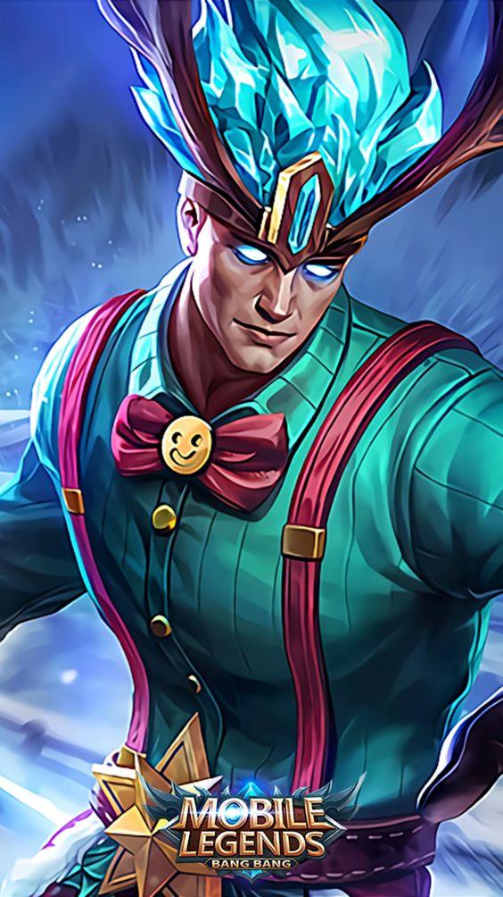 Christmas Carnival Lancelot.Mobile Legends Bang Bang Wallpaper Mobile Legends Christmas