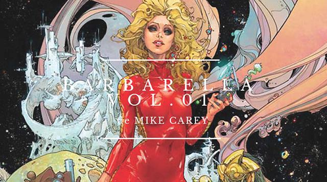 Ms ComicBook Worm #3 | Barbarella Vol. 01