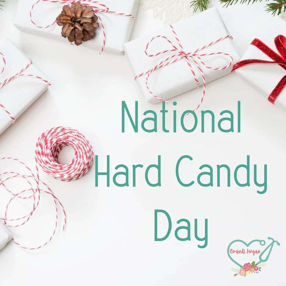 National Hard Candy Day Wishes