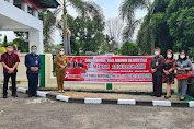 Mewakili Gubernur, Kadis Rini Ziarah ke Mantan Gubernur Sulut di TMP Gorontalo