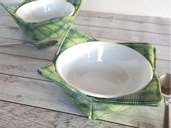 Free Microwave Bowl Cozy Pattern