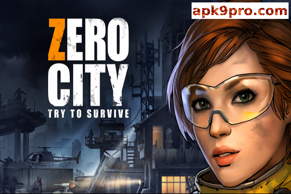 Zero City: Zombie Shelter Survival v1.15.0 Apk + Mod (File size 85 MB) for android