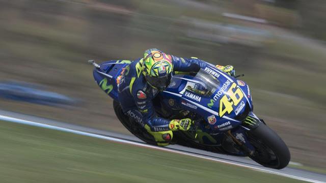Rossi di Luar Persaingan Gelar Juara