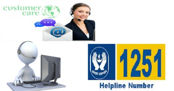 call 1251 to reach LIC help line number