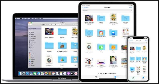 Cara Berbagi File yang Disimpan di Folder iCloud