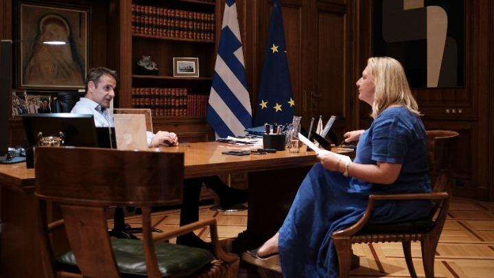 Κυρ. Μητσοτάκης: Να υπάρξουν συνέπειες στις χώρες που δεν δείχνουν αλληλεγγύη στο μεταναστευτικό