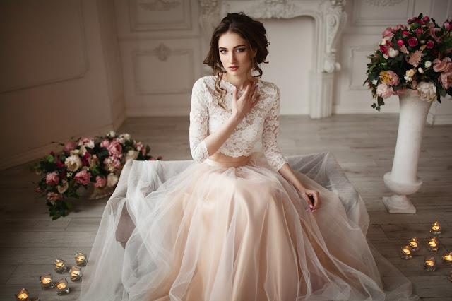 Robe de mariée collection 2022 Fanny Liautard