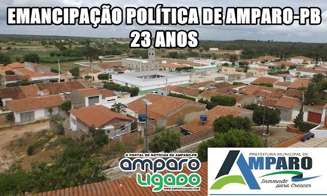 Prefeito Inácio Nóbrega divulgou a Programação Oficial do 23º Aniversário de Emancipação Política