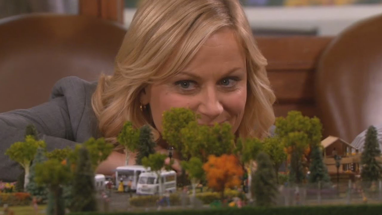 Pawnee es la ciudad de 'Parks and Recreation'