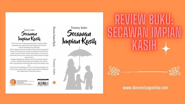 Review Buku Secawan Impian Kasih