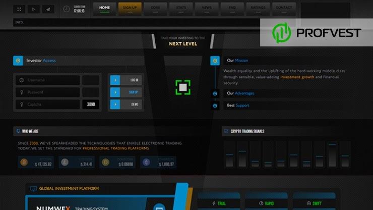 Numwex обзор и отзывы HYIP-проекта