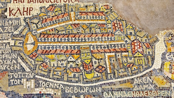 Mapa de Madaba