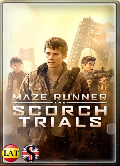 Maze Runner: Prueba de Fuego (2015) HD 1080P LATINO/INGLES