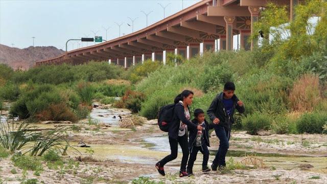 México, desbordado ante miles de migrantes devueltos por Trump