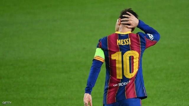 ميسي سيرحل عن برشلونة الموسم القادم لهذا السبب