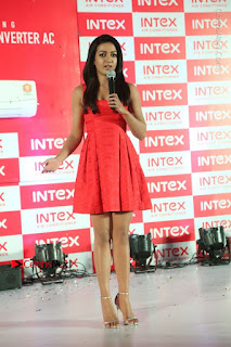 Actress Catherine Tresa Unveils Intex Air Conditioners  0182.jpg