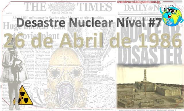 Chernobyl, 30 anos de Chernobyl, Usina Nuclear, Terra de Nerd,
