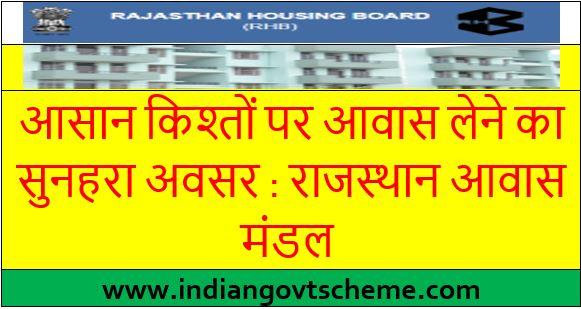 राजस्थान+आवास+मंडल