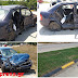 Σφοδρή σύγκρουση αυτοκινήτων στην Ε.Ο. Ηγουμενίτσας - Πρέβεζας (ΦΩΤΟ+ΒΙΝΤΕΟ)