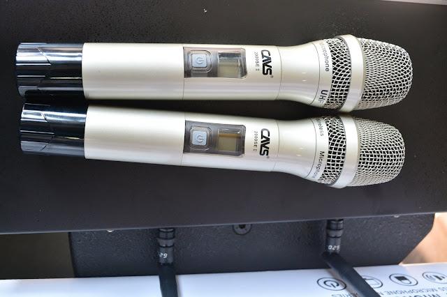 Micro không dây CAVS 2000SE II