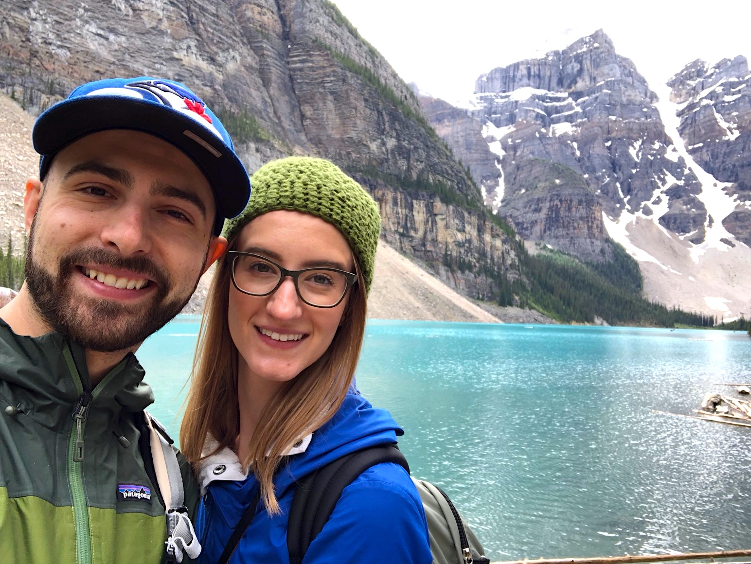 Hike Moraine Lake