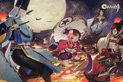 Rayakan Anniversary Kedua, Onmyoji Hadirkan Shikigami Terbaru Lengkap dengan Event InGame Free SSR!
