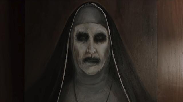 بوستر فيلم The Nun