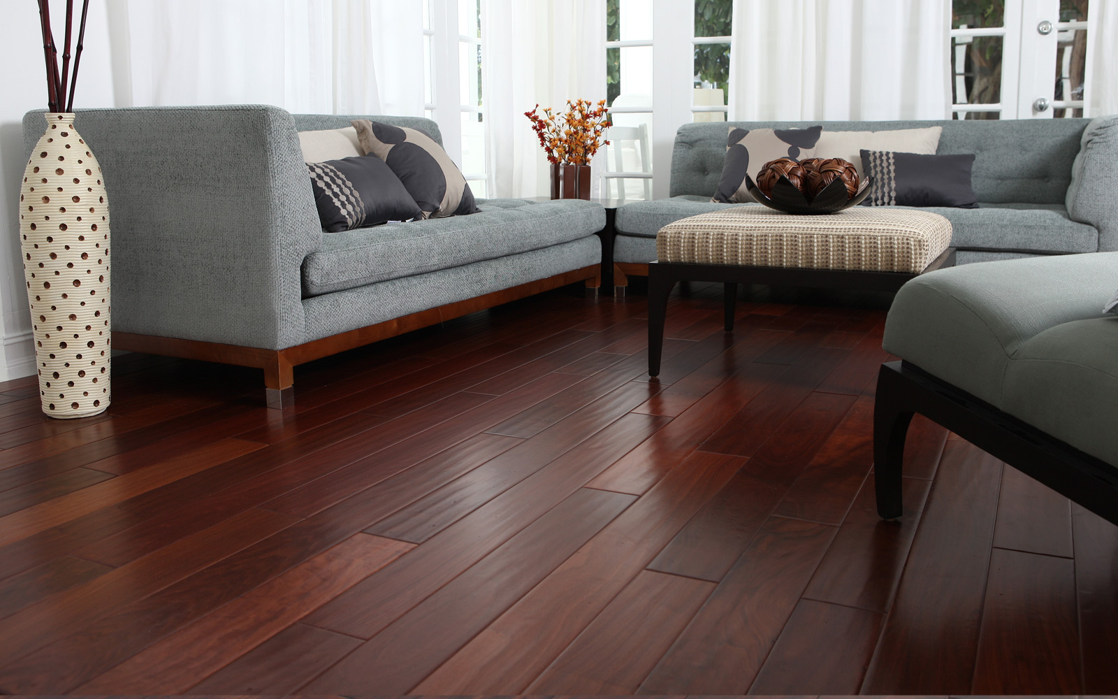 5 interior design ideas dark hardwood floors | kinjenk house design