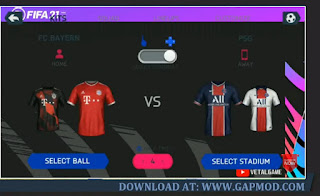 Download FIFA 21 Mobile Apk for Android Offline Update Transfers 2020-2021