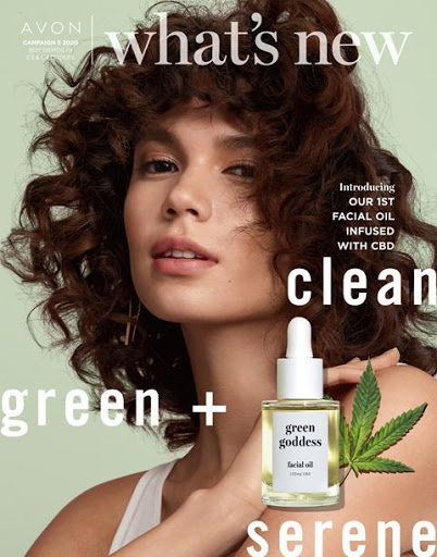 Click On Image To Learn About Avon What's New Campaign 5 2020