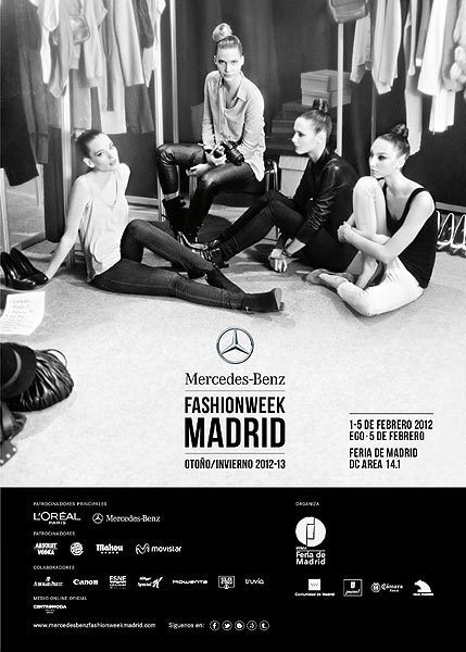 Mercedes-Benz Fashion Week Madrid…