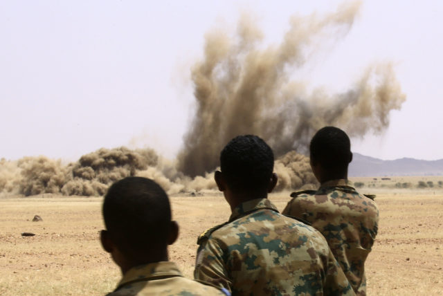 Sudan to strike peace with rebels after decades of war