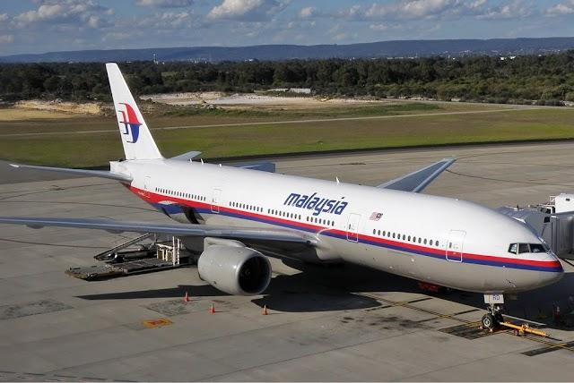 História do voo MH17