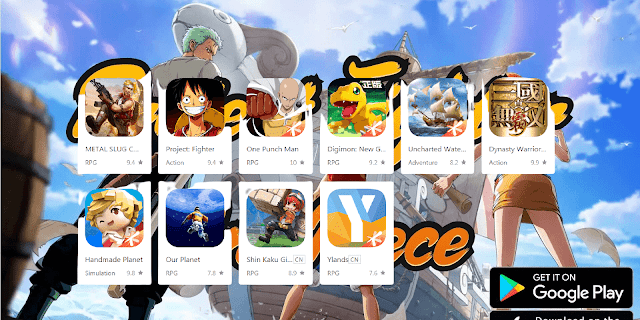 Tencent Games Announced 10 New Games at Annual Conference