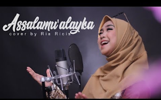 Ria Ricis Assalamu'alayka (Cover) Mp3