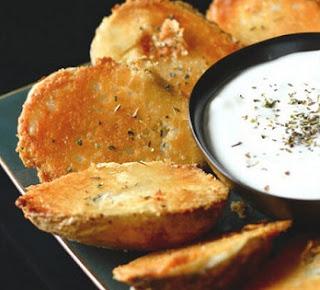 рецепт картофеля запеченного в пармезане