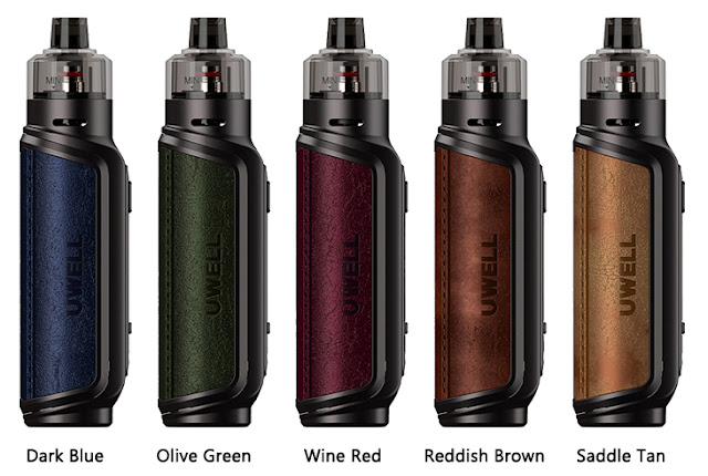 Uwell Aeglos P1 Kit Overview