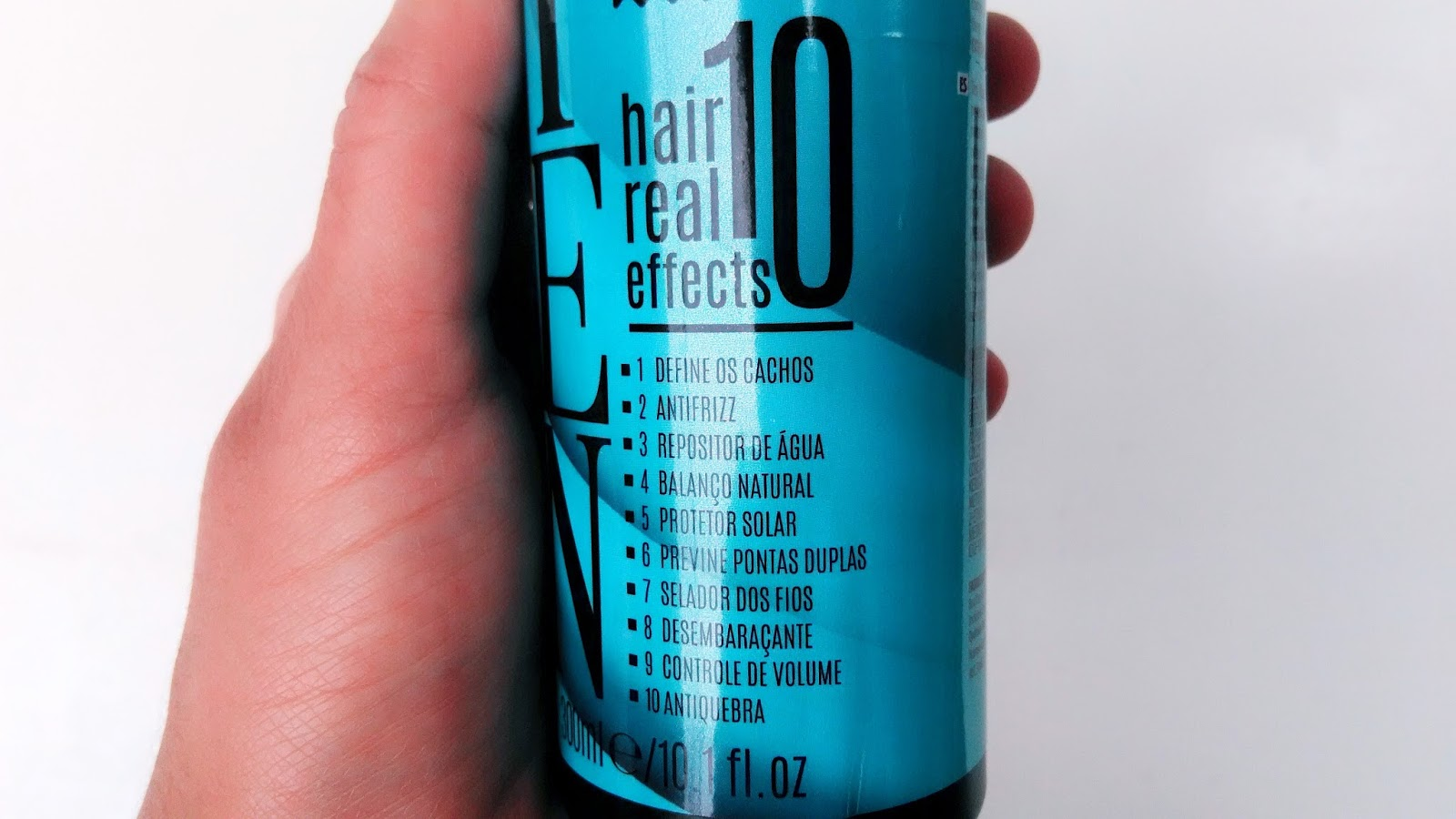 ativador e modelador de cachos Lokenzzi ten 10 real effects