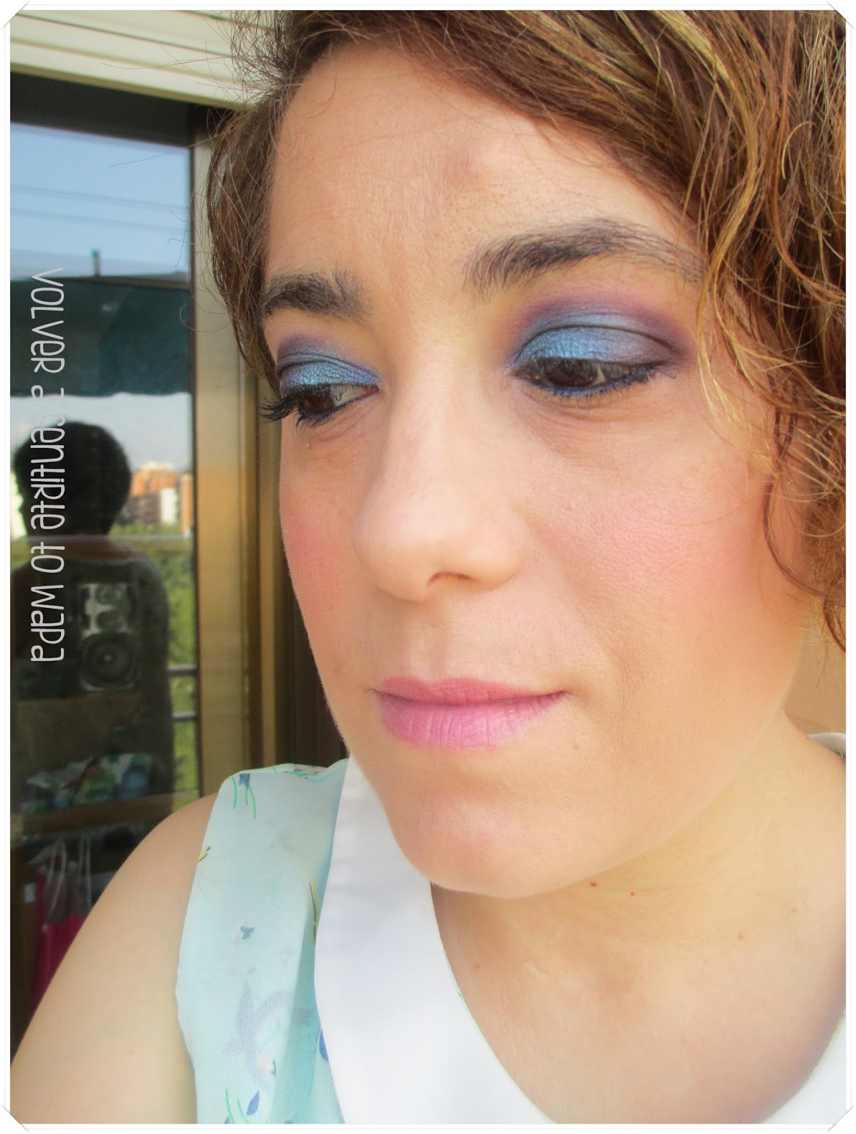 Maquillaje con productos low cost - Volver a Sentirte to Wapa