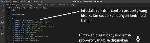 Faker property - sahretech