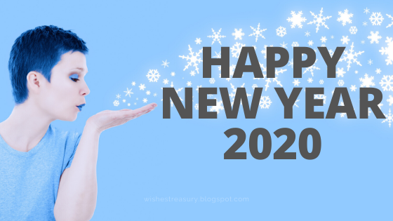 Happy New Year wishes 2020 messages
