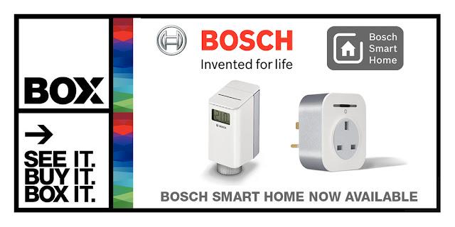 Bish, bash, Bosch - Make your home smarter