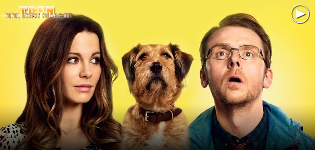 Kate Beckinsale, Robin Williams şi Simon Pegg în comedia Absolutely Anything