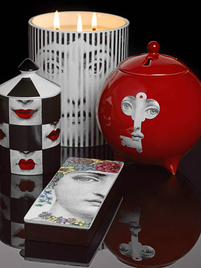 Fornasetti Makes Good Smelling Good Looking Beautiful Ways To Scent Your Home If It S Hip It S Here