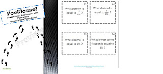 Middle School Math Moments (and more!): Fractions